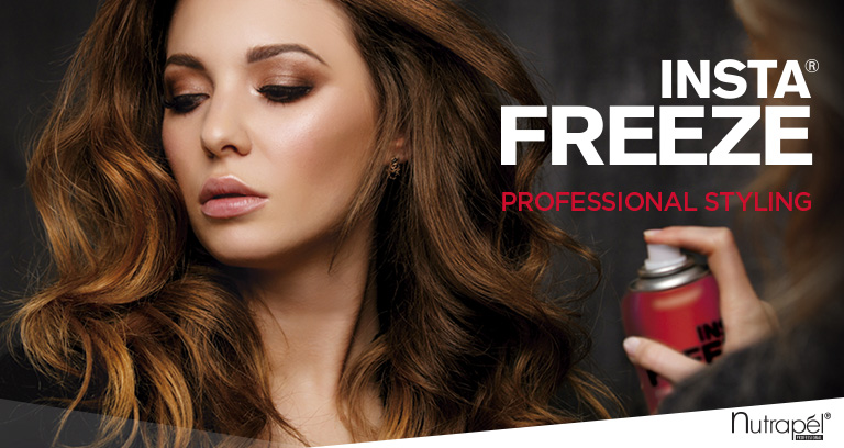 Nutrapél Professional Hair Care: Insta Freeze
