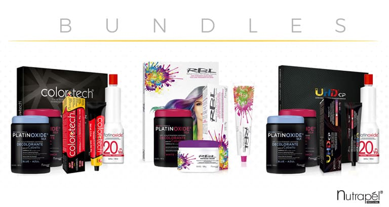 Exclusive Nutrapél Bundles for your Beauty Salon