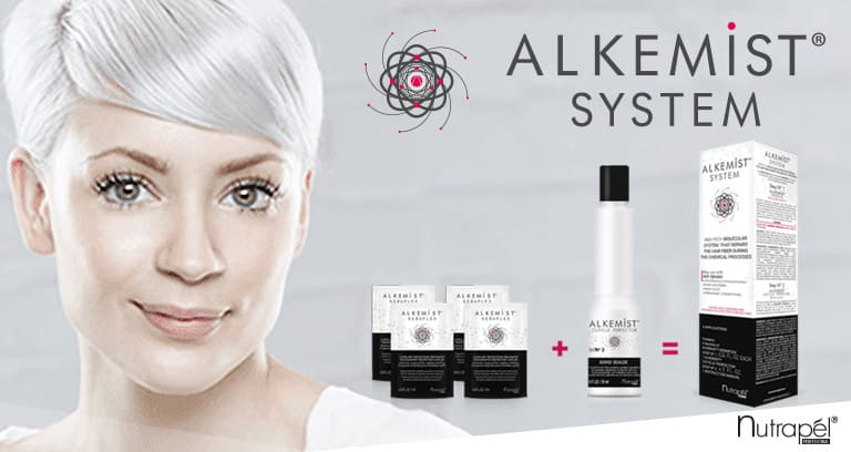 Alkemist System by Nutrapél Professional Hair Care