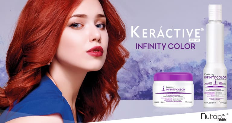 Kerácive Infinity Color to take care of the duration of the tint?