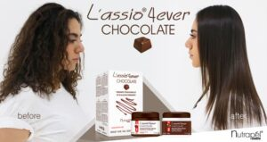 What is the correct way to use Chocolate L`assio 4ever Permanent Hair Straightener with Keratin?