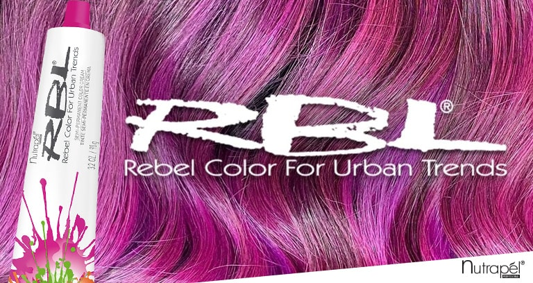 With RBL Color for Urban Trends your creativity has no limits!